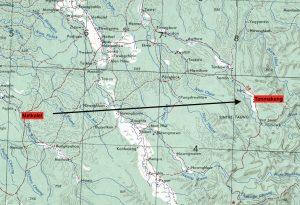 Metlaket to Tonmakeng.