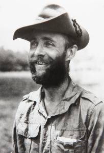 Major Bernard Fergusson