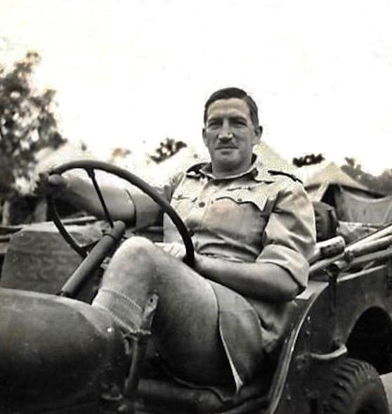 Brigadier Calvert in 1944.