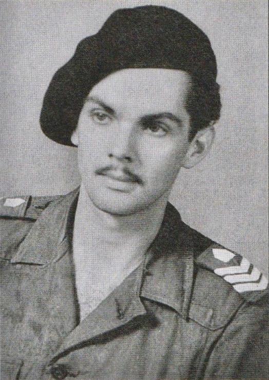 John Hutchin, (80 Column) 1st South Staffordshire Regiment.