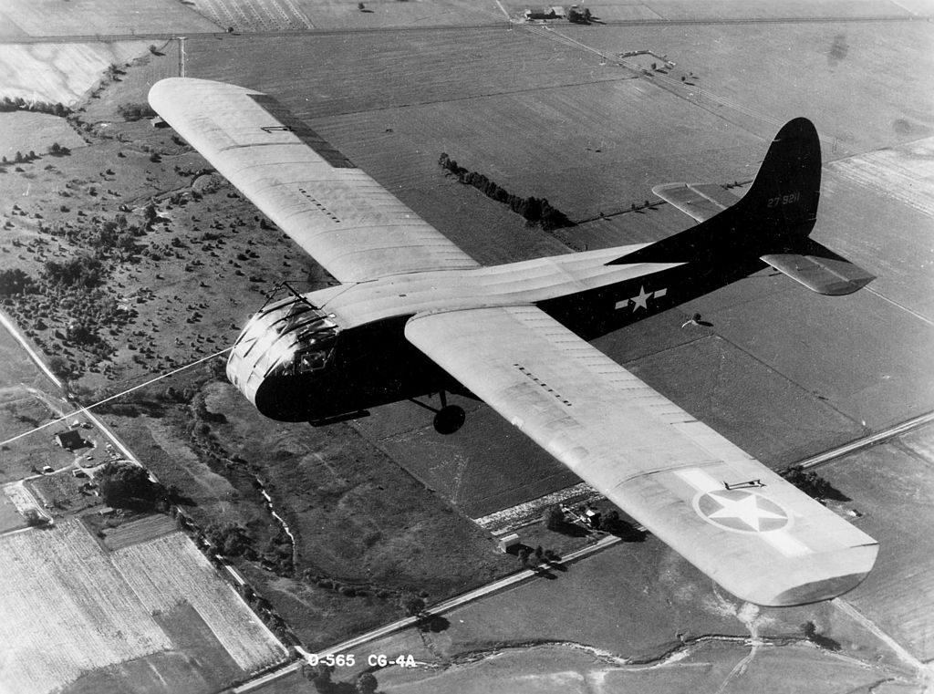 A GA-4A WACO Glider.
