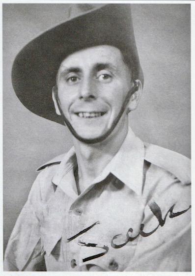 Private Jack Redding