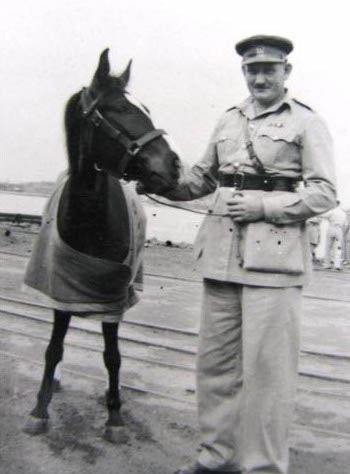 Minnie at PortSaid later in war