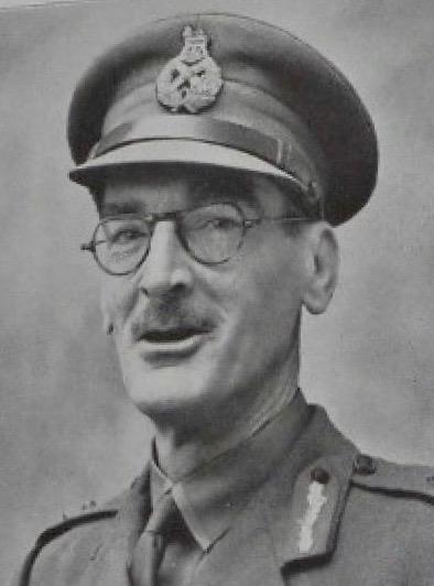 Major-General Walter David Alexander Lentaigne.